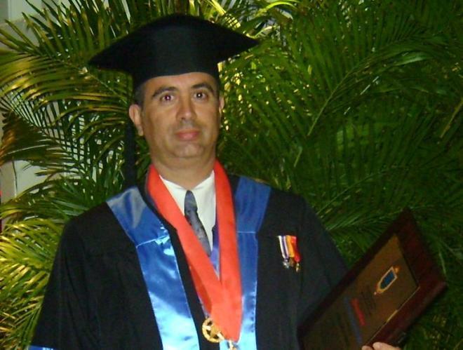 2009 en Acto Interno 1ra Promo Unefa